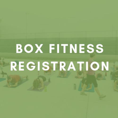 Box Fitness session registration